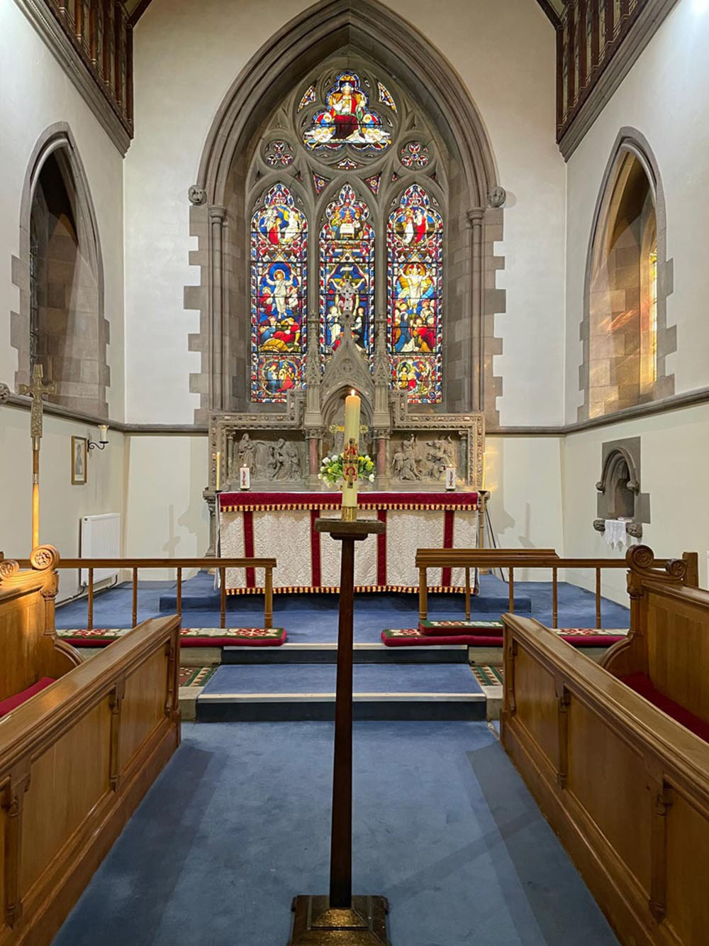 St Andrews Episcopal Church Kelso