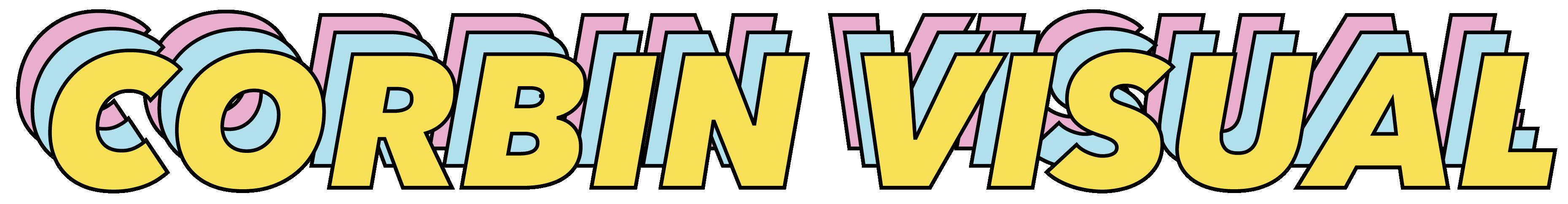 corbin visual logo