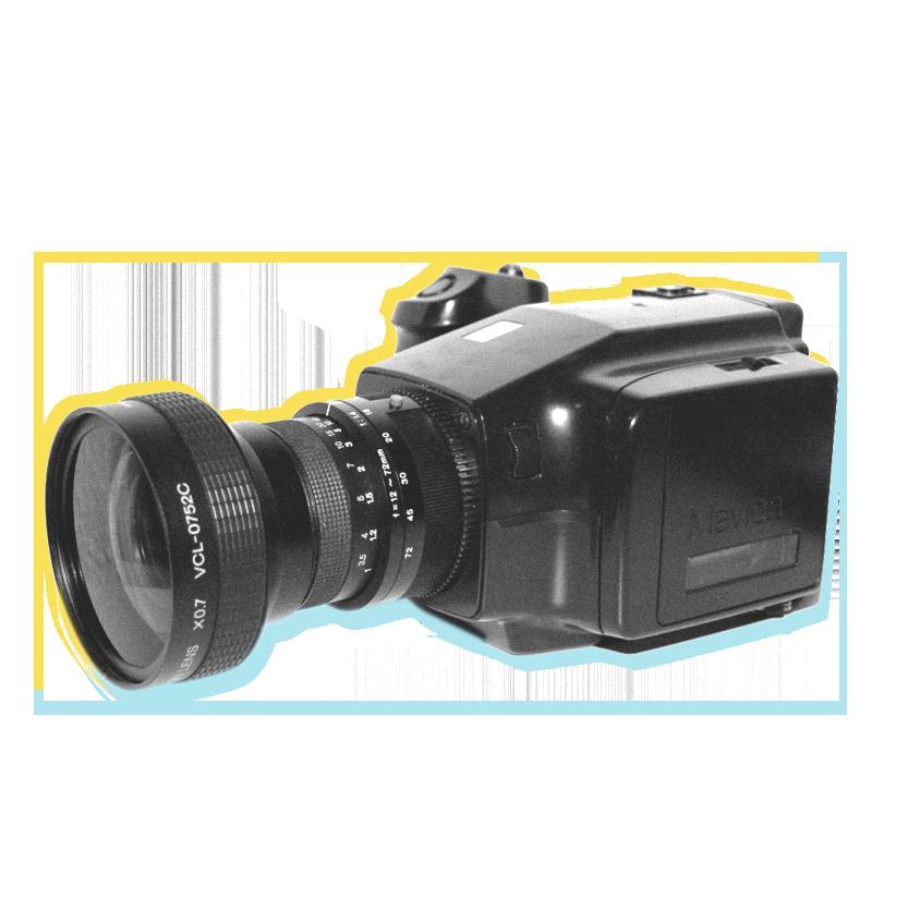 modern camera