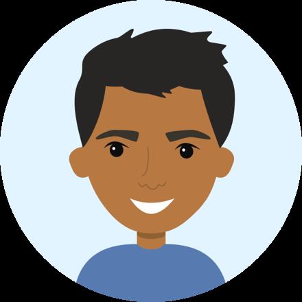 Shrenik Jain's headshot