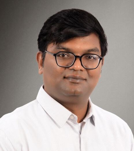 Balaji Krishnamoorthy