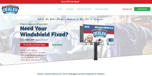auto glass client