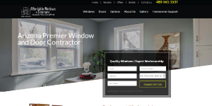 window replacement client