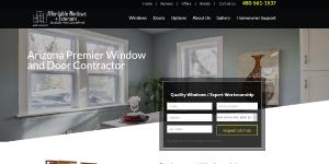 elite website design client