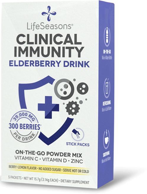 Elderberry Drink Mix