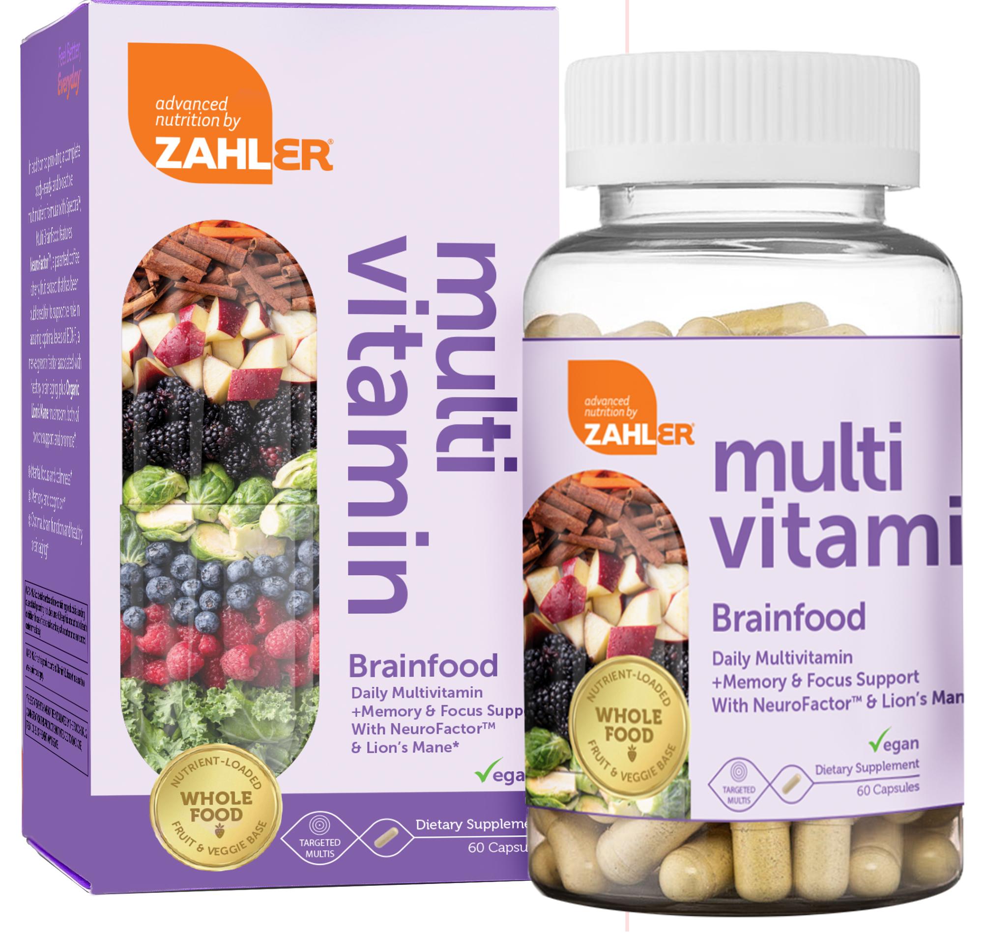 Multivitamin Brain Food