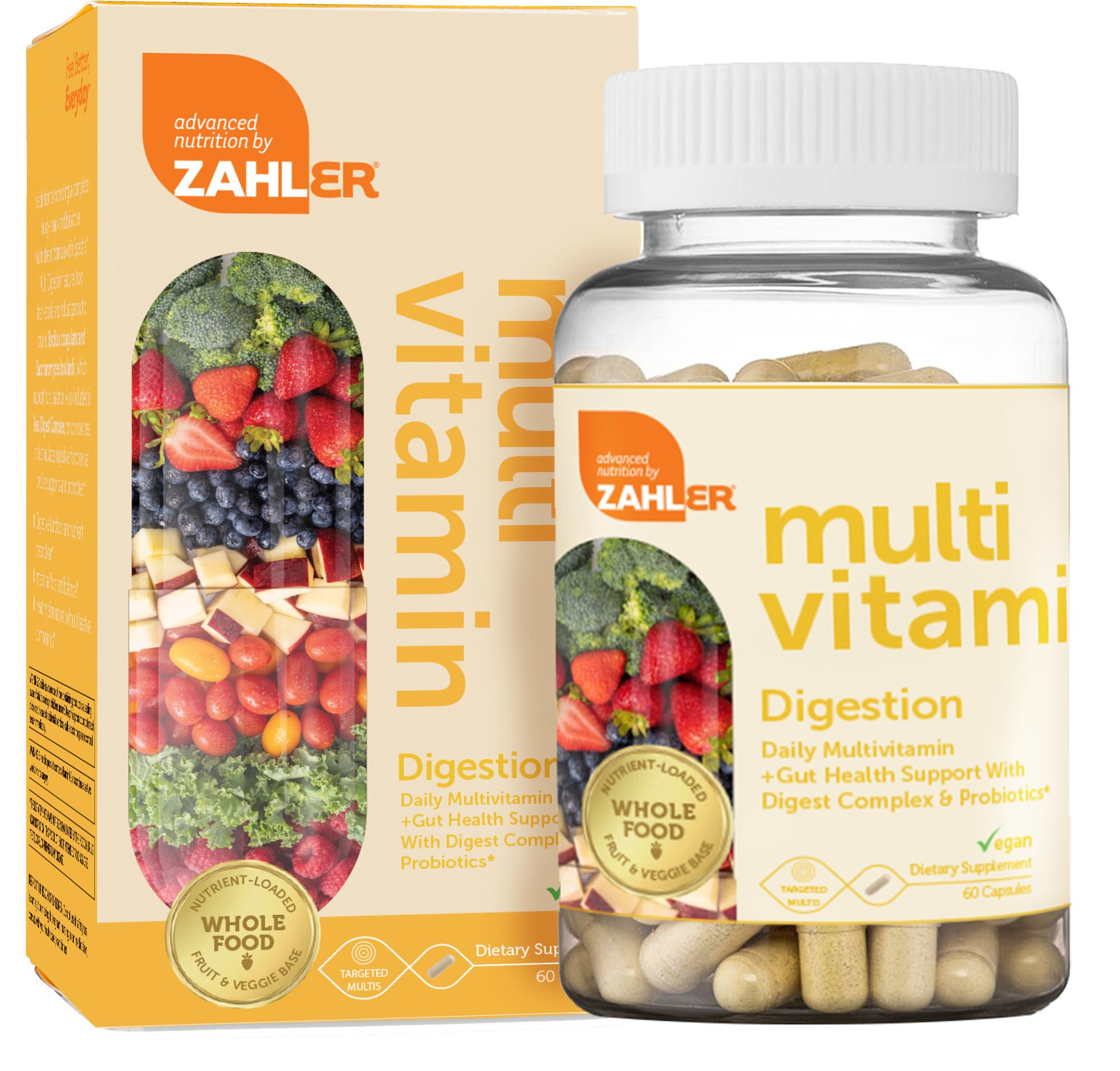 Multivitamin Digestion