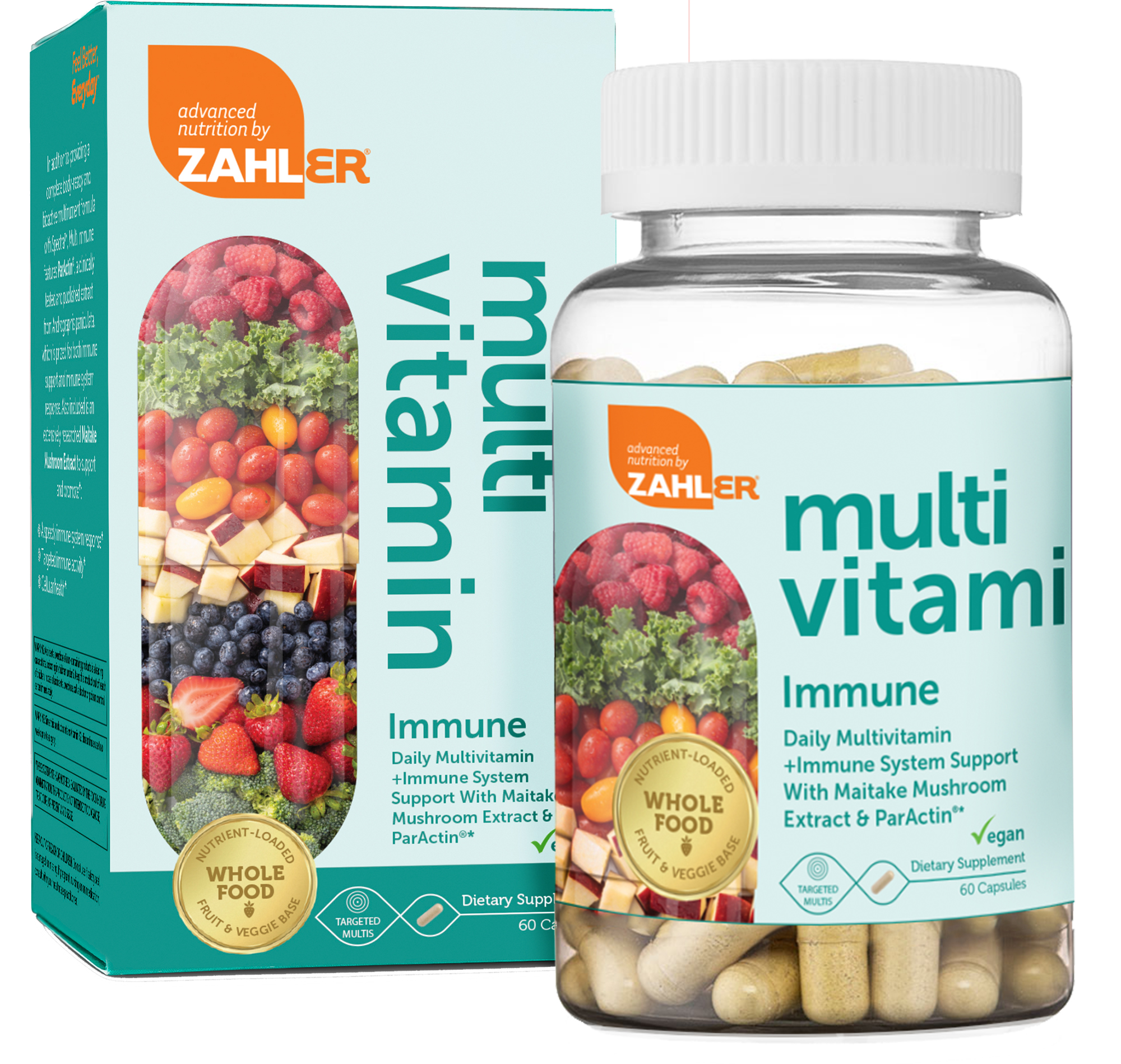 Multivitamin Immunity