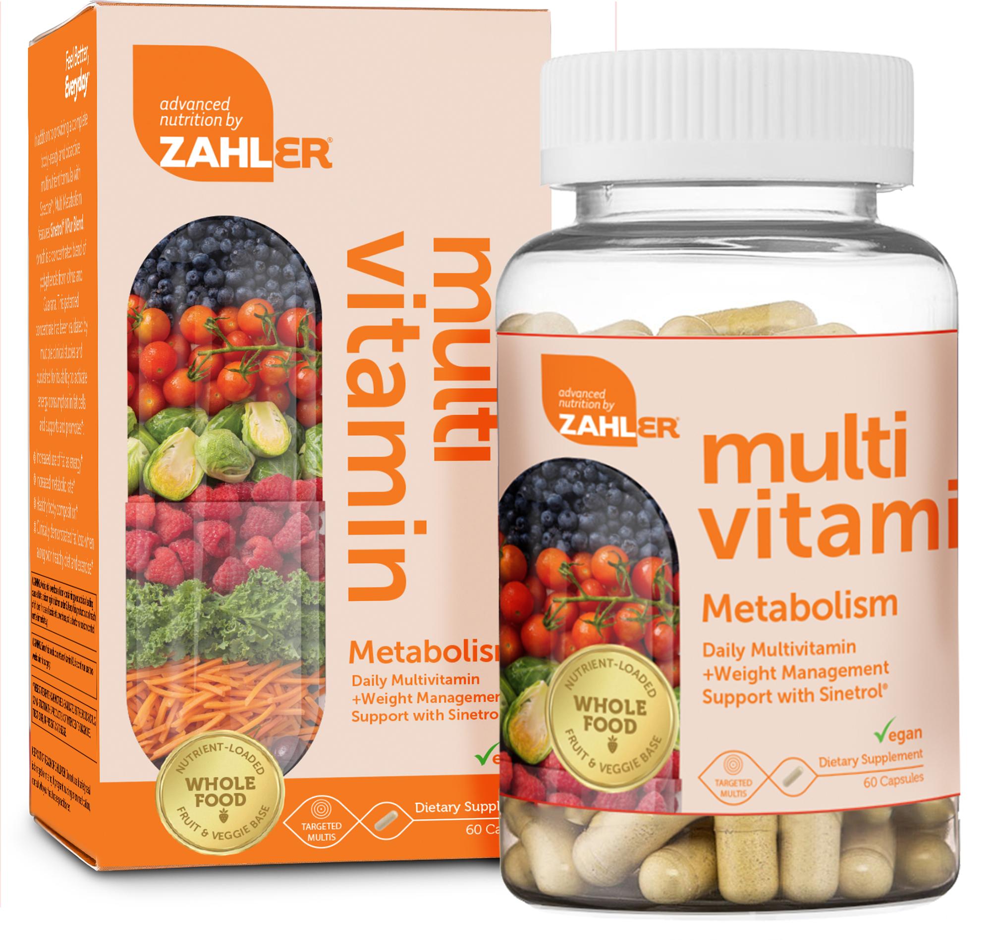 Multivitamin Metabolism