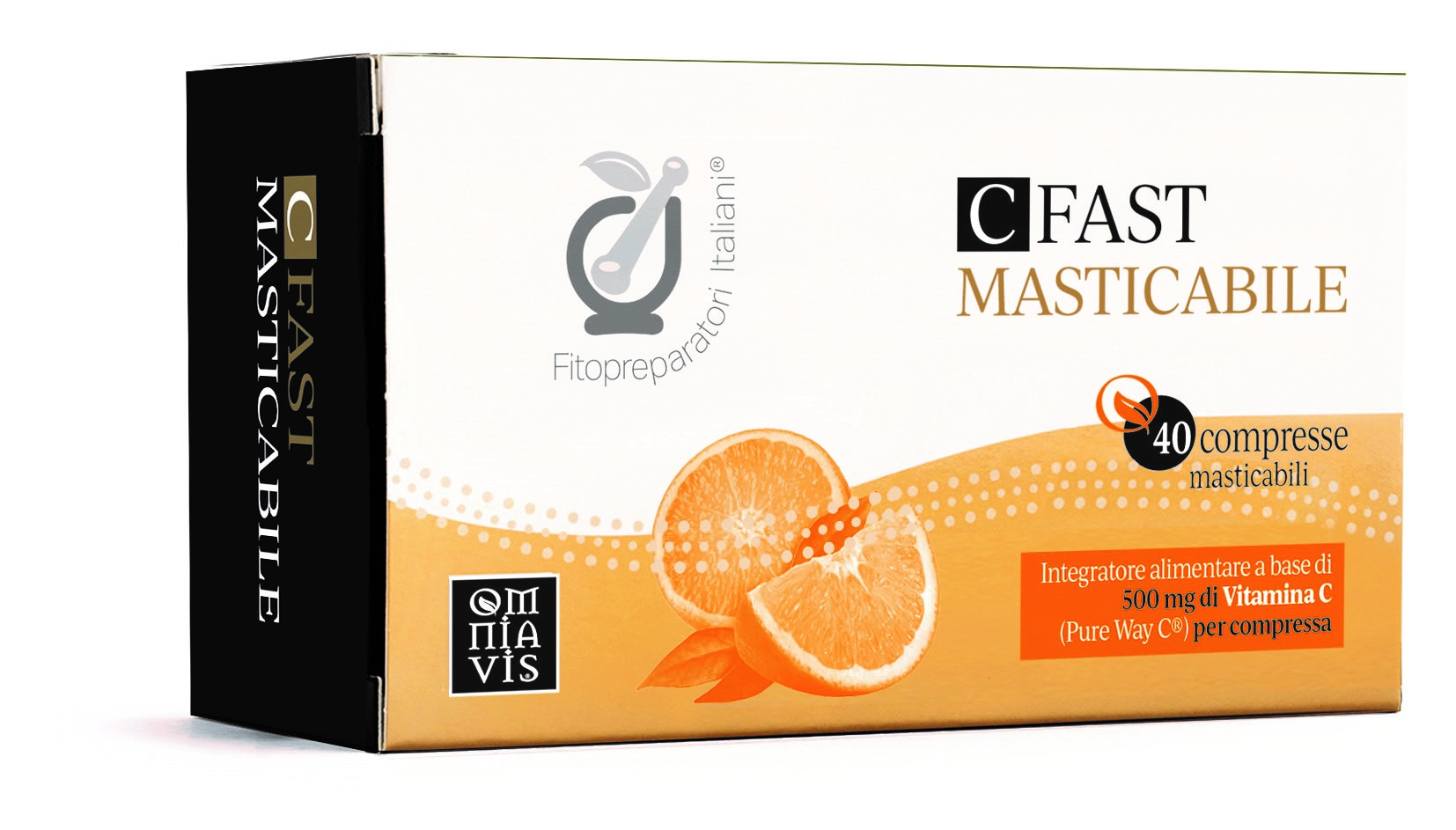 C FAST Chewable Tablets