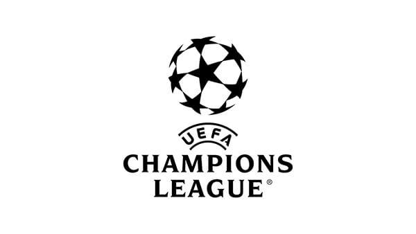 Logo UEFA Champions League ley de cierre