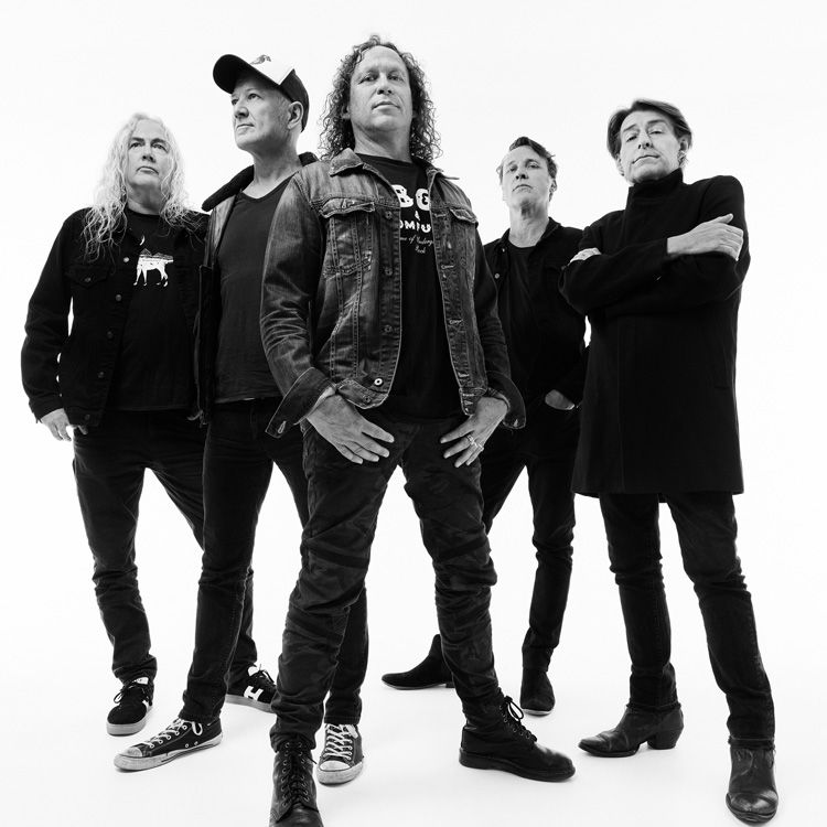 The Screaming Jets Official Website