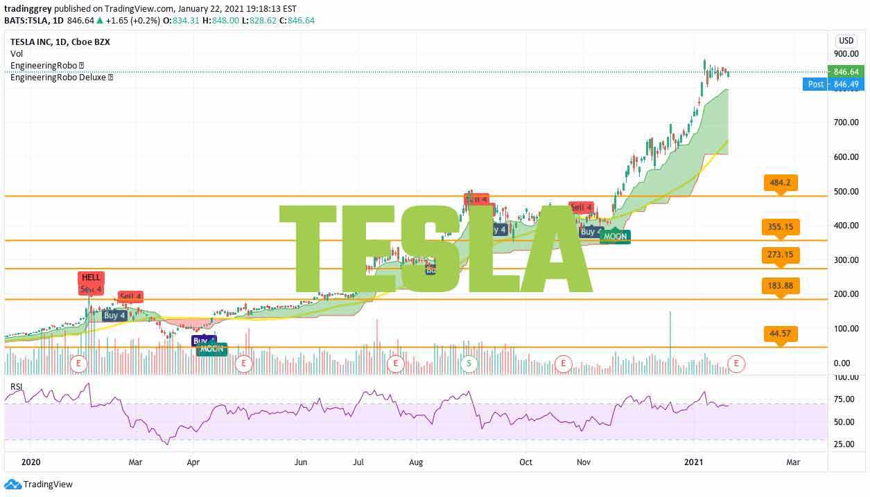 Tesla EngineeringRobo chart thumbnail