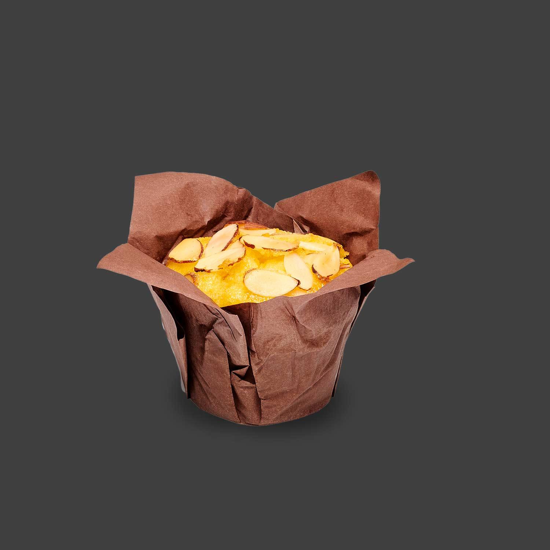 Gluten Free Orange & Almond Muffin