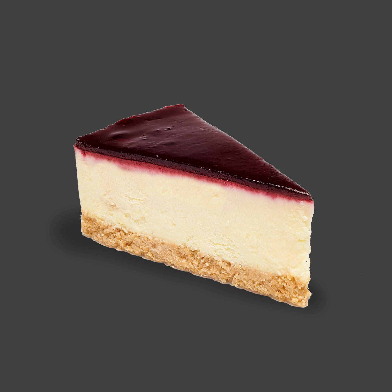 Classic Blueberry Cheesecake