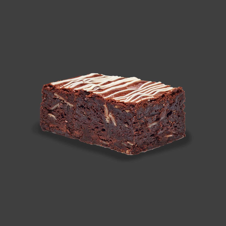 Chocolate Almond Brownie
