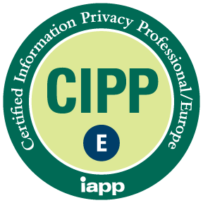 Certified Information Privacy Professional Europe