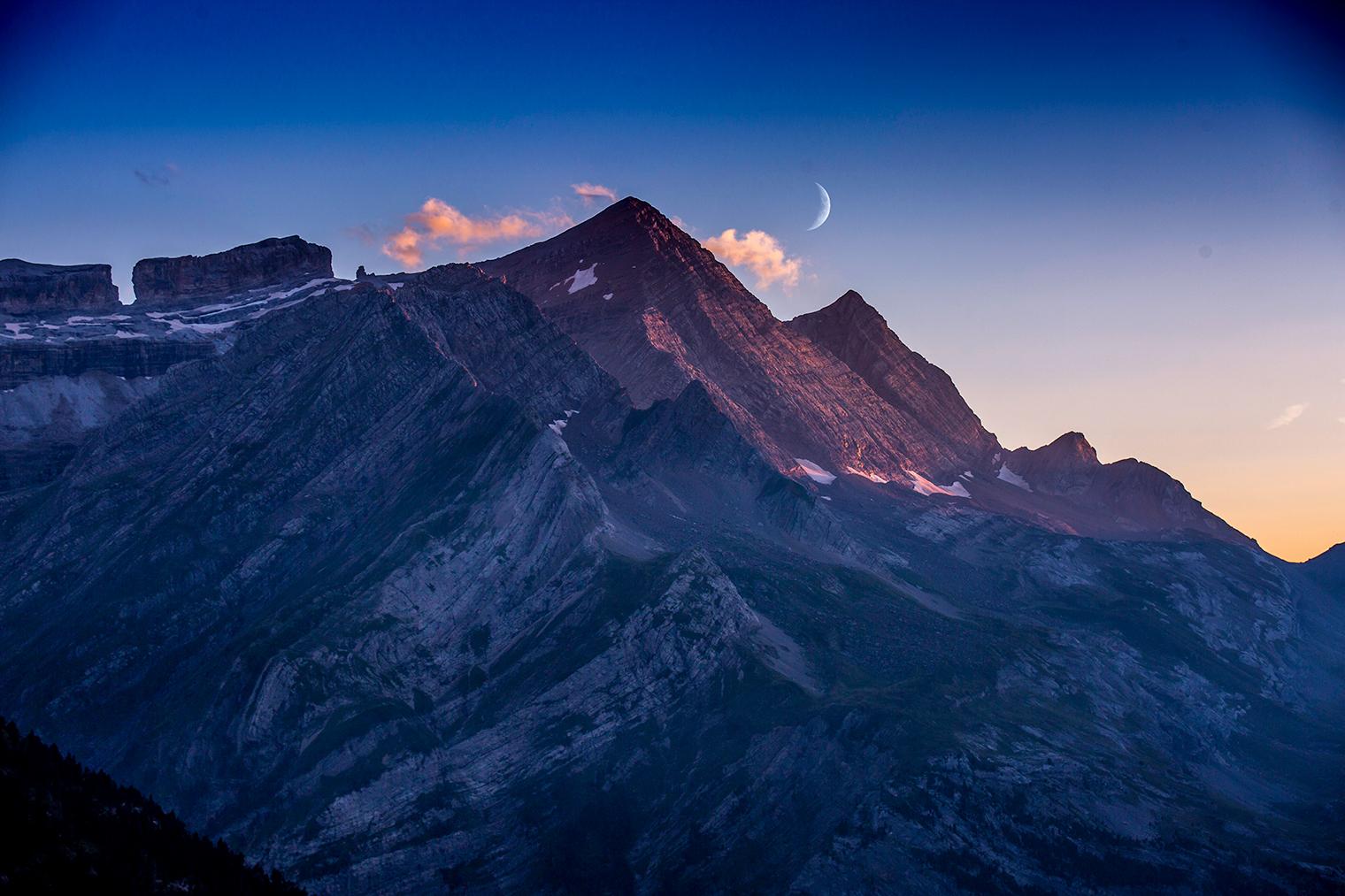Ruta clásica con ascensión al Monte Perdido y al Vignemale