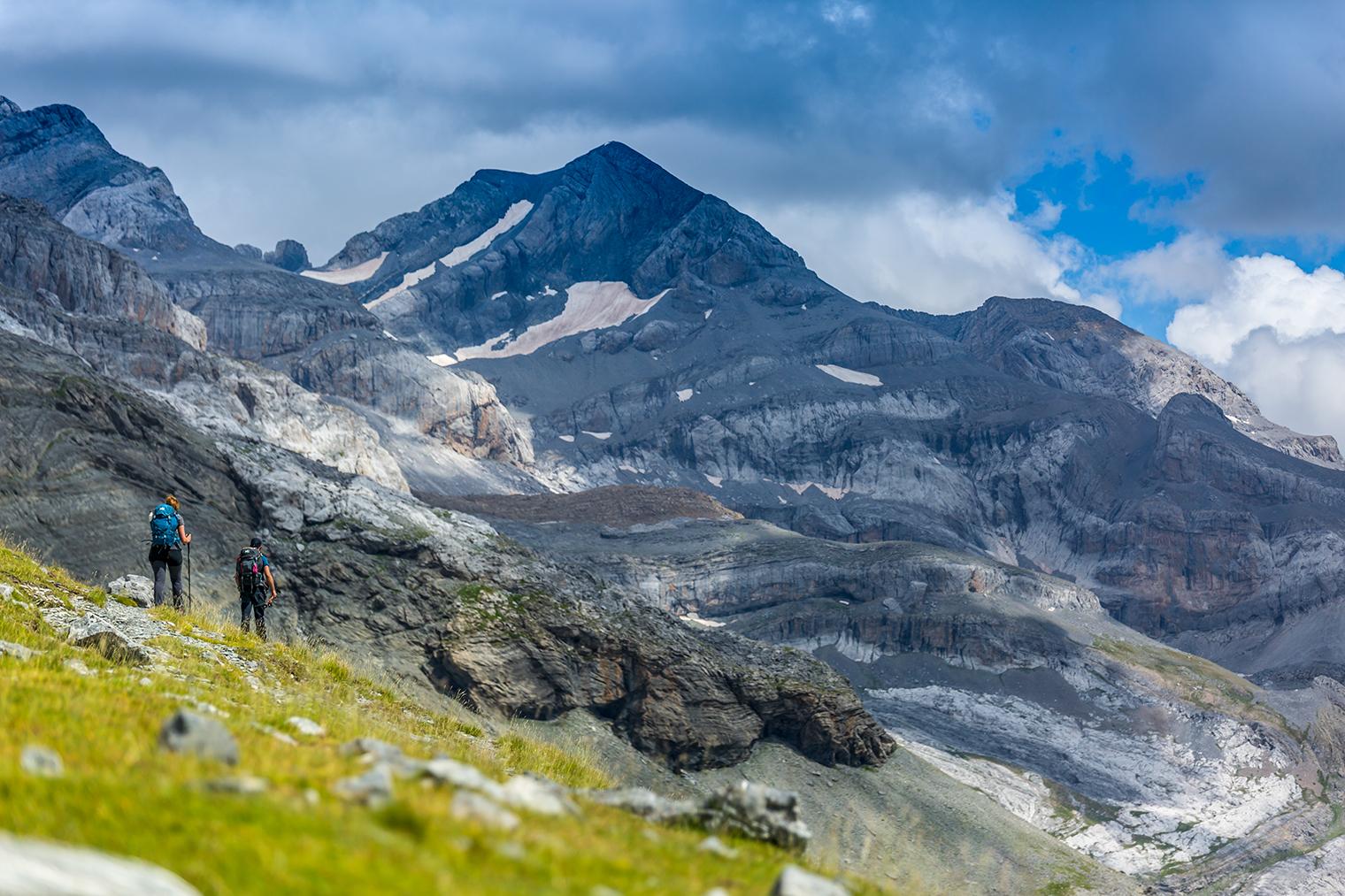 Tour de Monte Perdido y su ascensión
