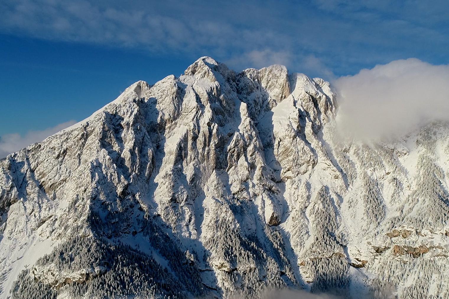 Sierra del Cadí nevada