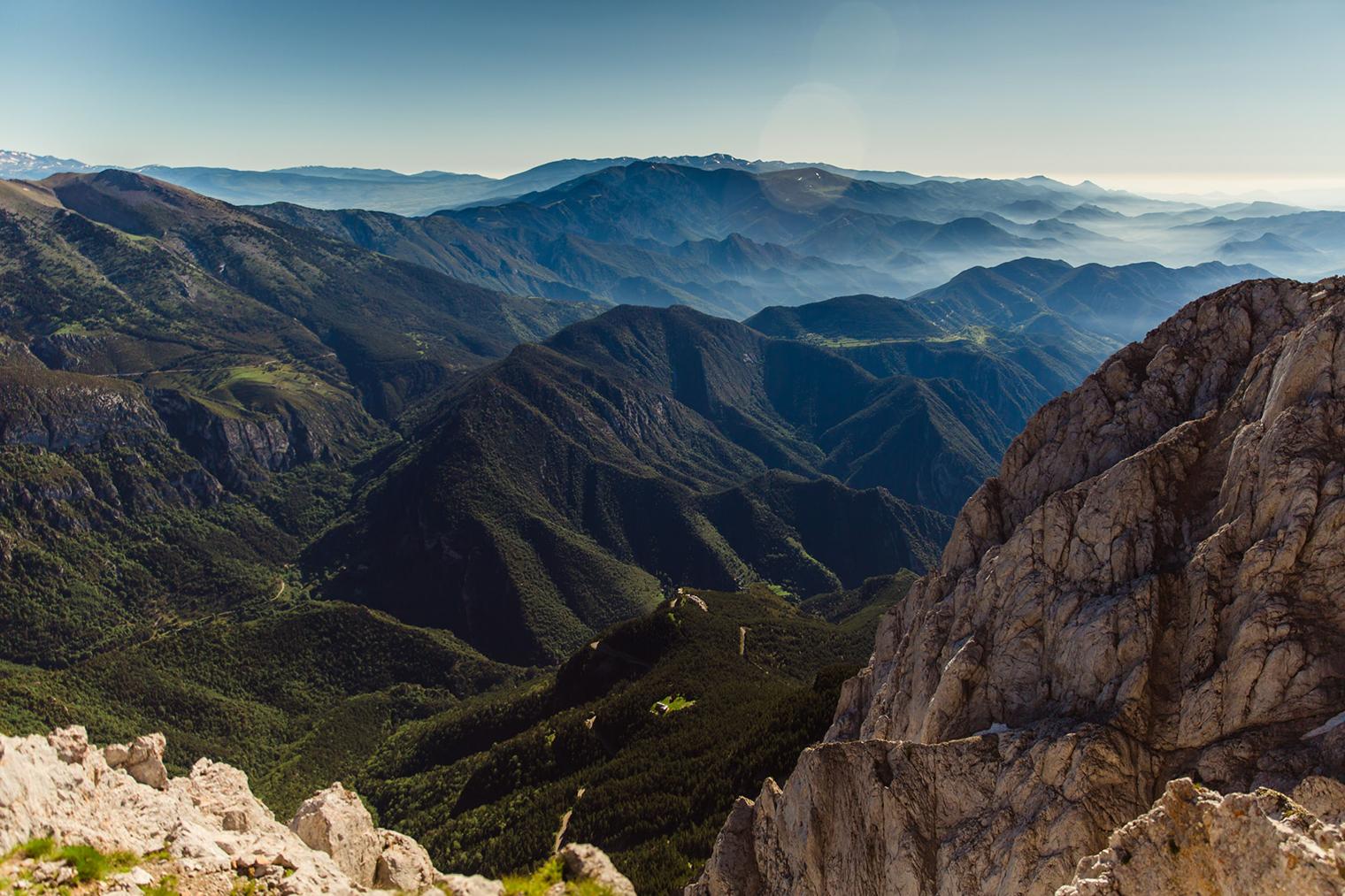 Sierra del Cadí-Moixeró