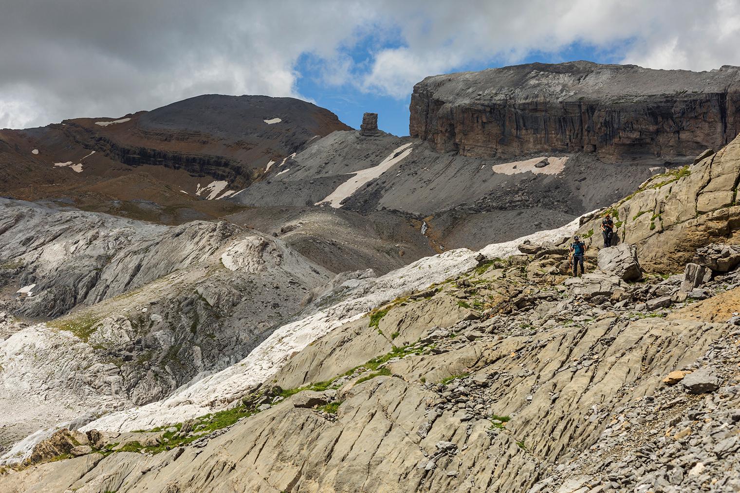 Montañas de la ruta Clásica