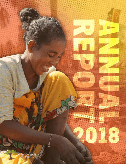Annual Report 2018 - Eden Reforestation Projects