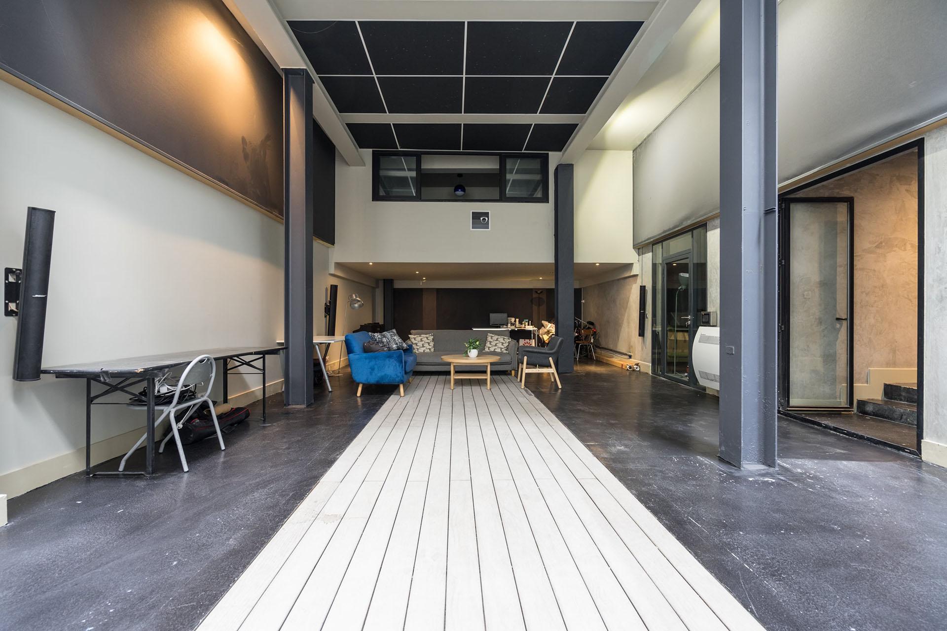 La Piscine Coworking - Pantin - Studio et espace de récéption