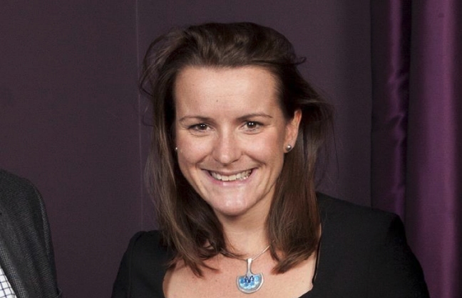 Photoraph of Ann Meoni from Standard Life Aberdeen