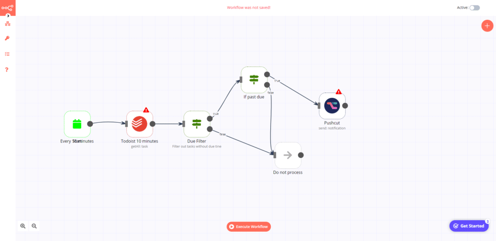 Workflow Automation Open Source Flow
