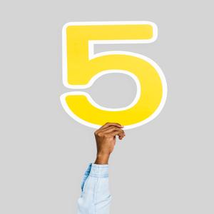 Cinco razones para registrar la marca de una empresa.