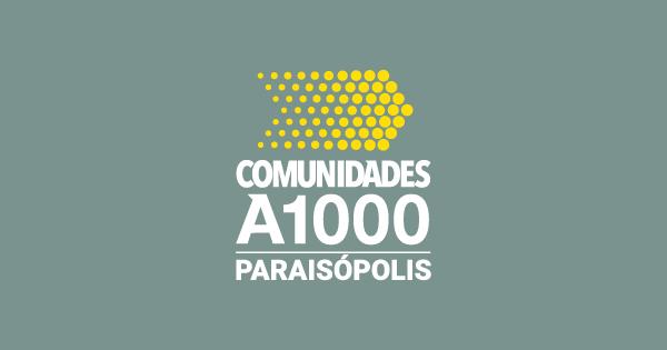 Comunidades A 1000 logotype