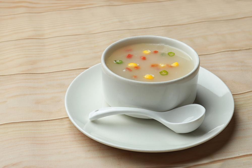 Grain-free Veggie Soup