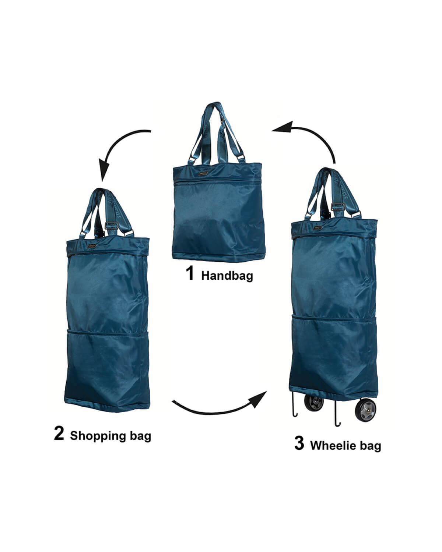 Bergs3in1 multifunctional bag petrol steps