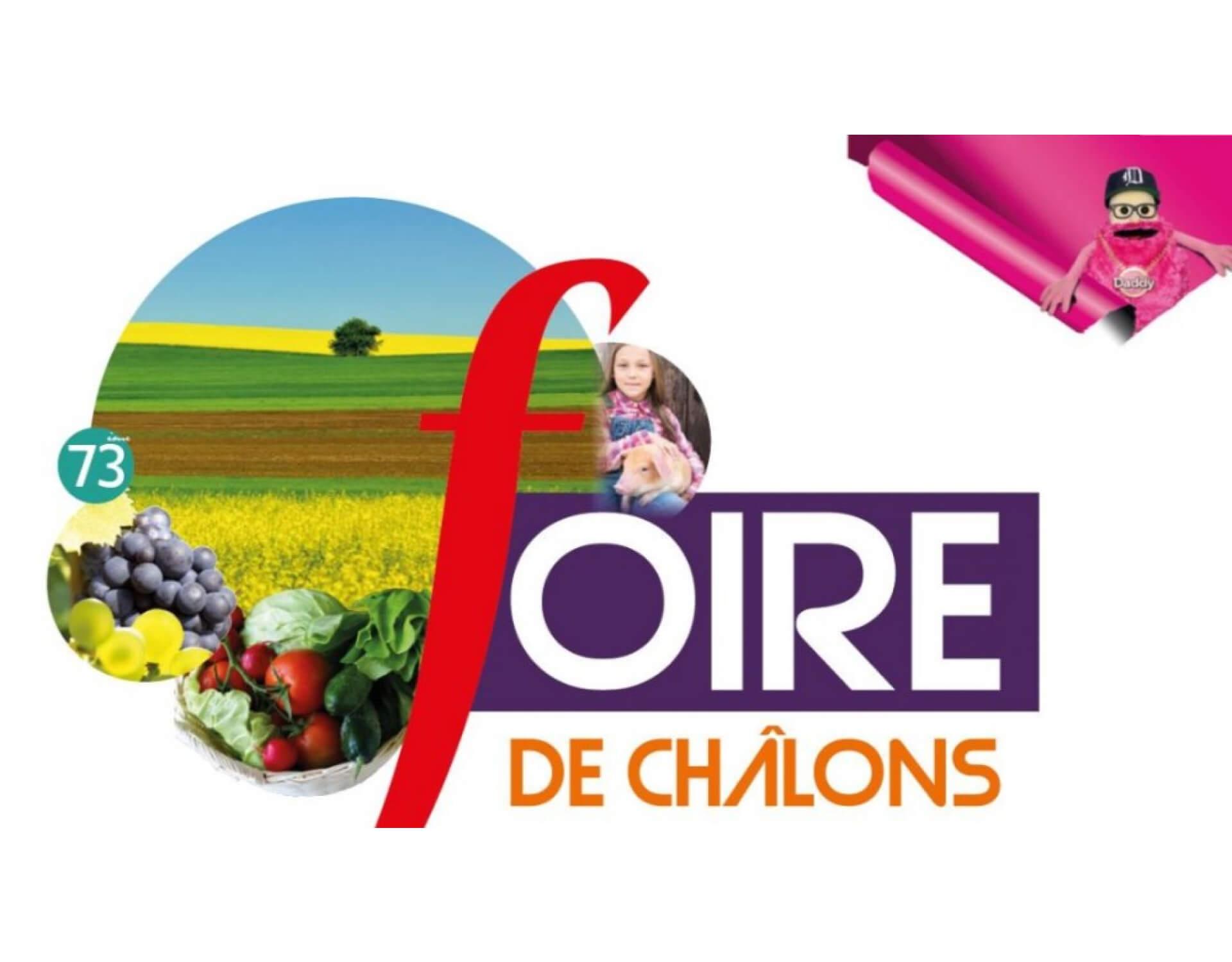 Foire de Châlons-en-Champagne, France
