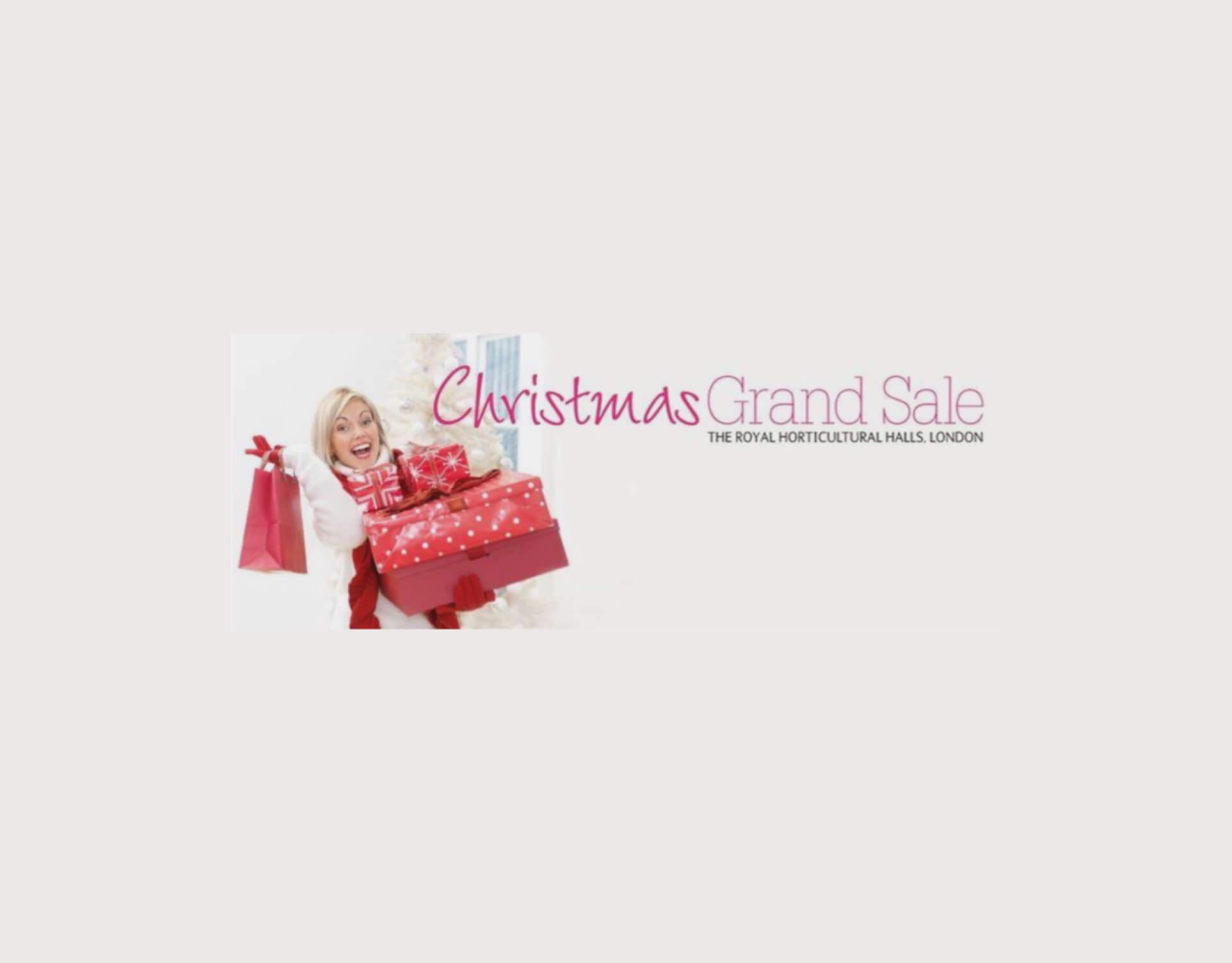 Christmas Grand Sales, London