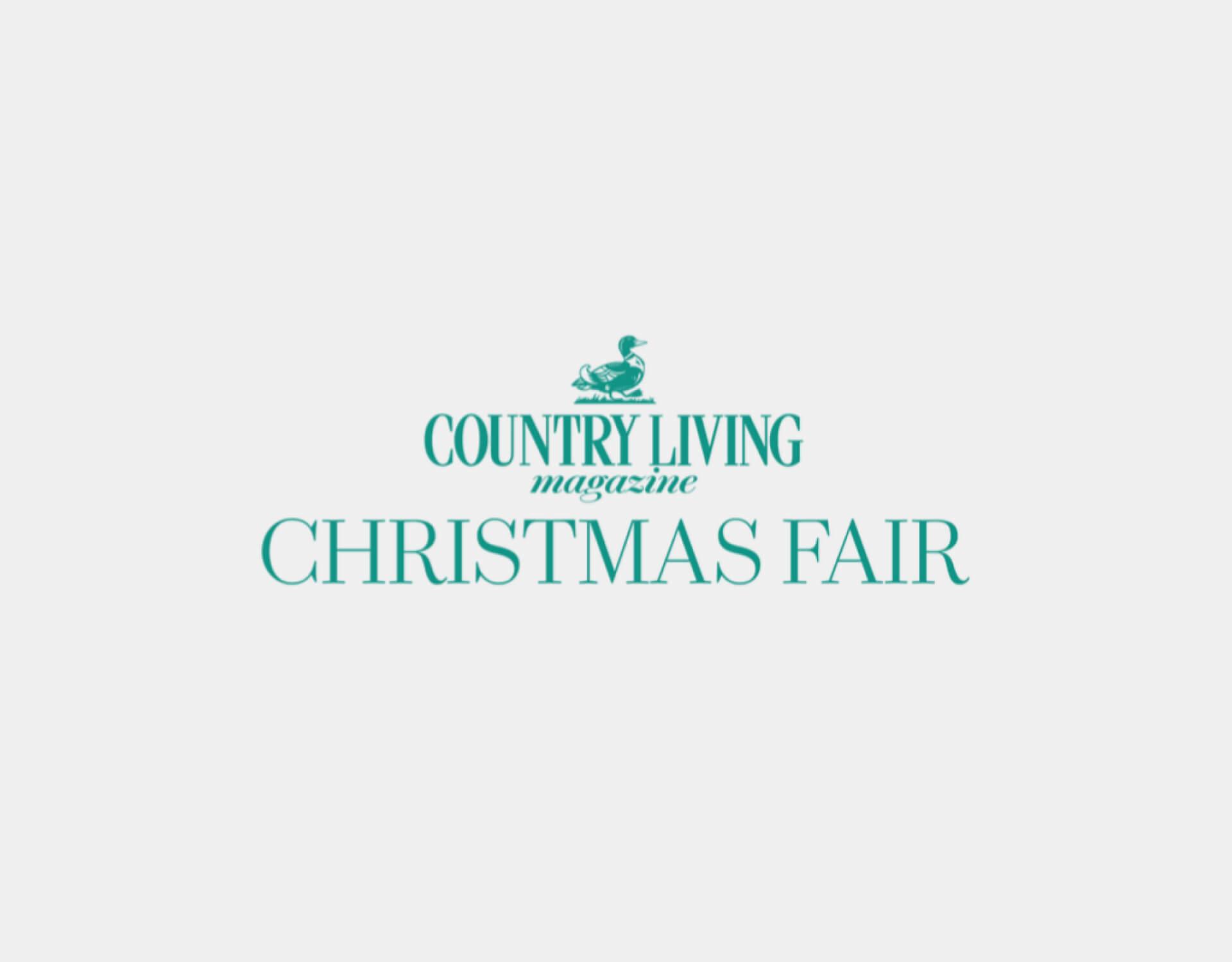 Country Living Christmas Fair London
