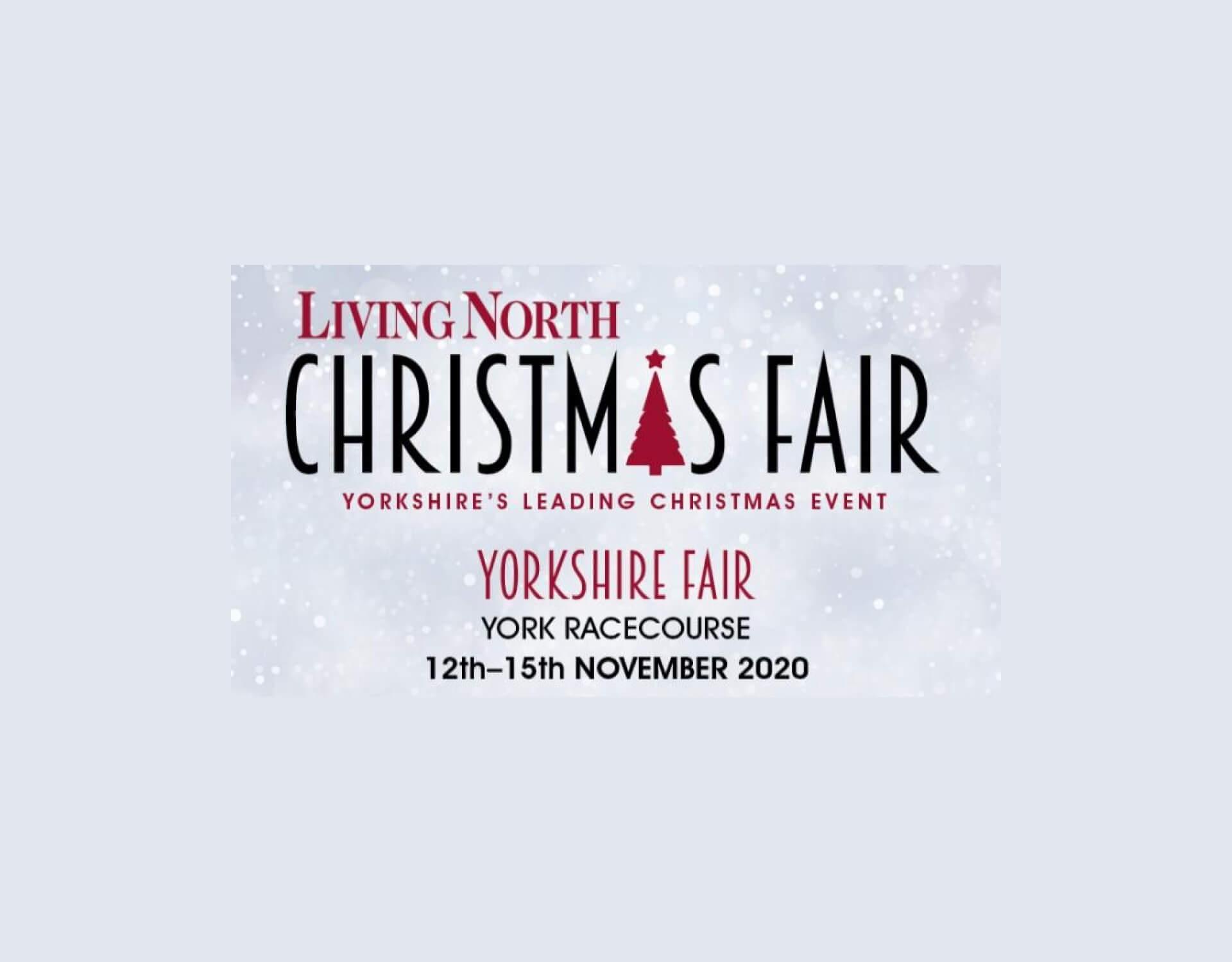 Living North Christmas Fair, York