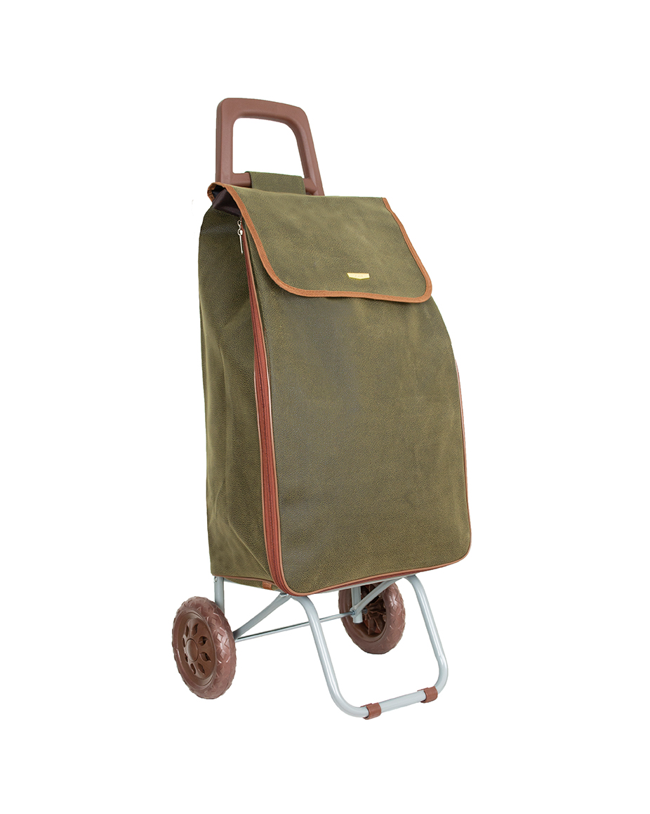 Extendable Bag Shopping Trolley Large