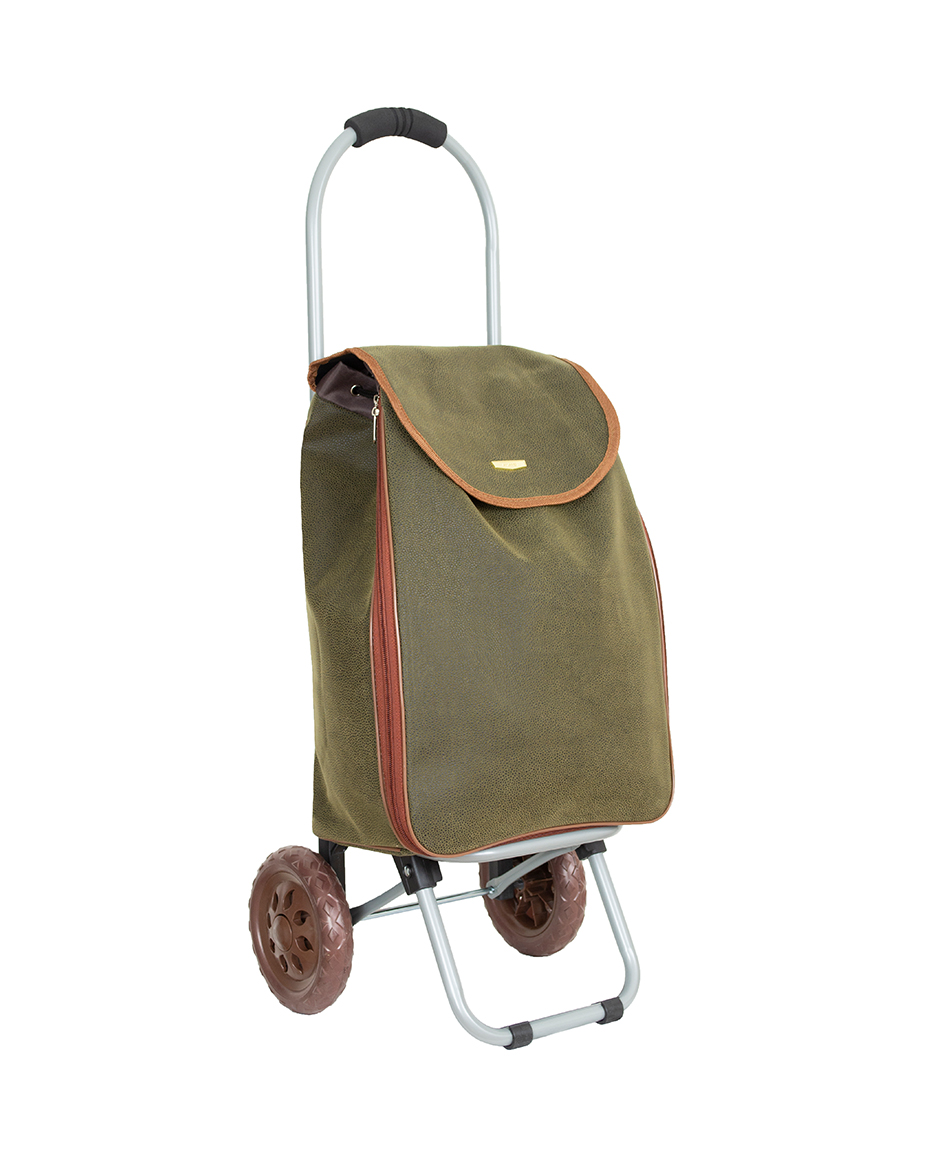 Extendable Bag Shopping Trolley Small