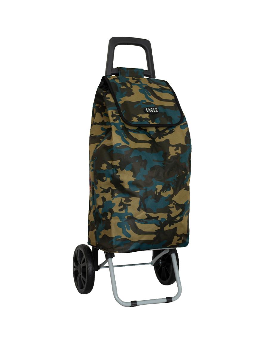 Urban Camouflage Shopping Trolley