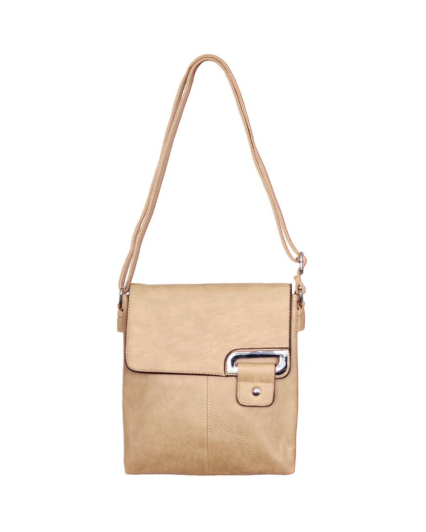 Asymmetric Crossbody Bag