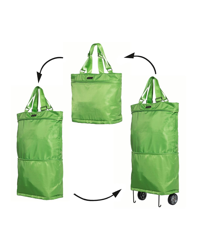 Bergs3in1 Multifunctional Women's Bag Polyester Green