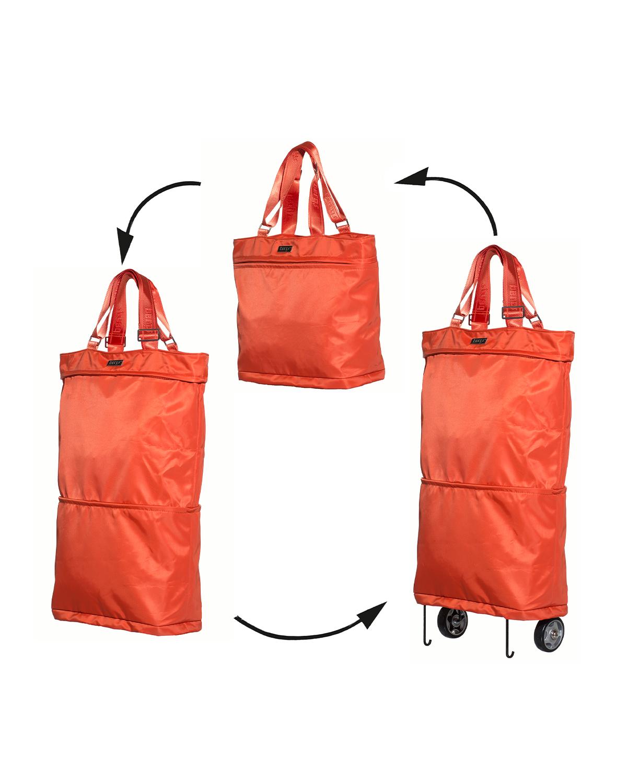 Bergs3in1 Multifunctional Women's Bag Polyester Orange