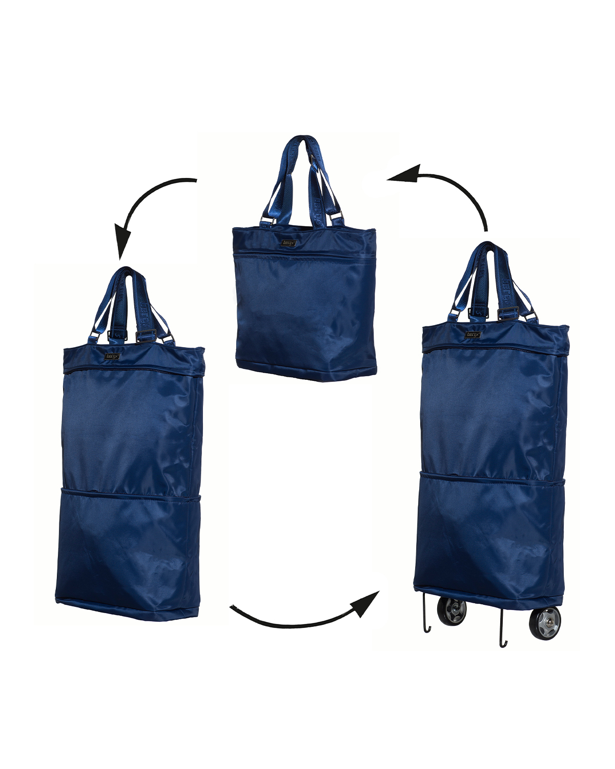 Bergs3in1 Multifunctional Unisex Bag Polyester Blue