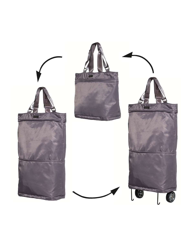 Bergs3in1 Multifunctional Unisex Bag Polyester Grey