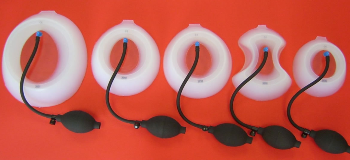 medical device called the vacuum bell which helps treat pectus excavatum