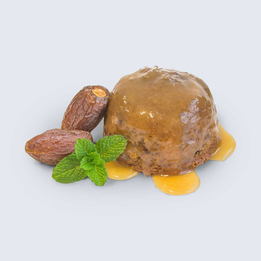 Sticky Date with Toffee Sauce