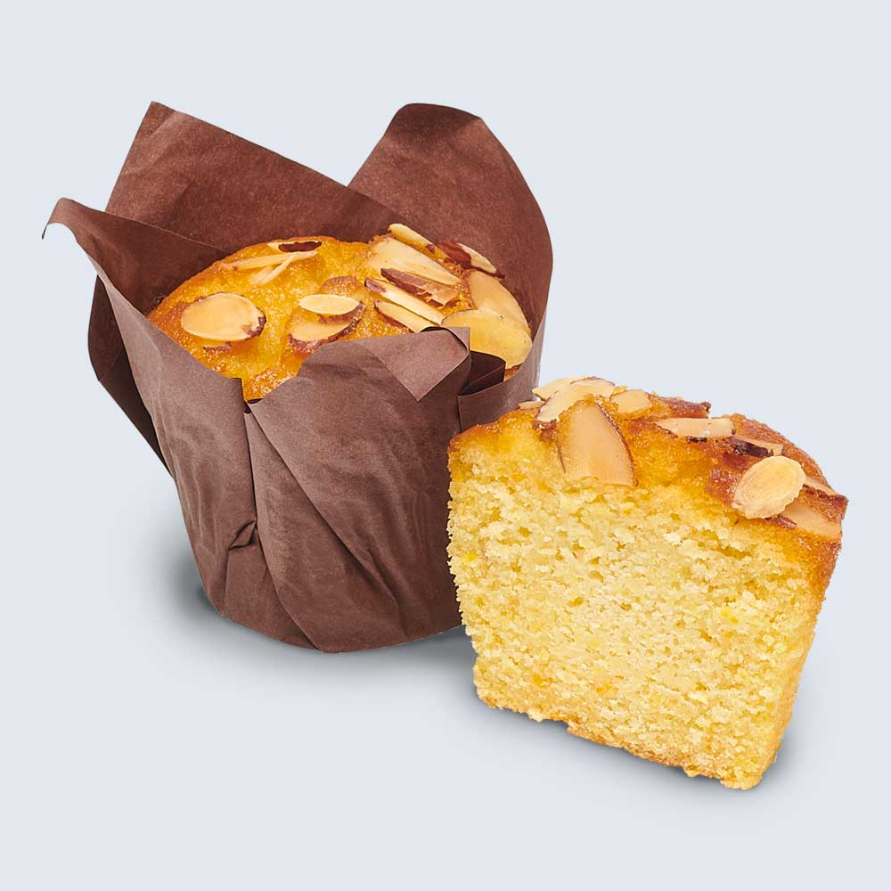 Orange and Almond Muffins