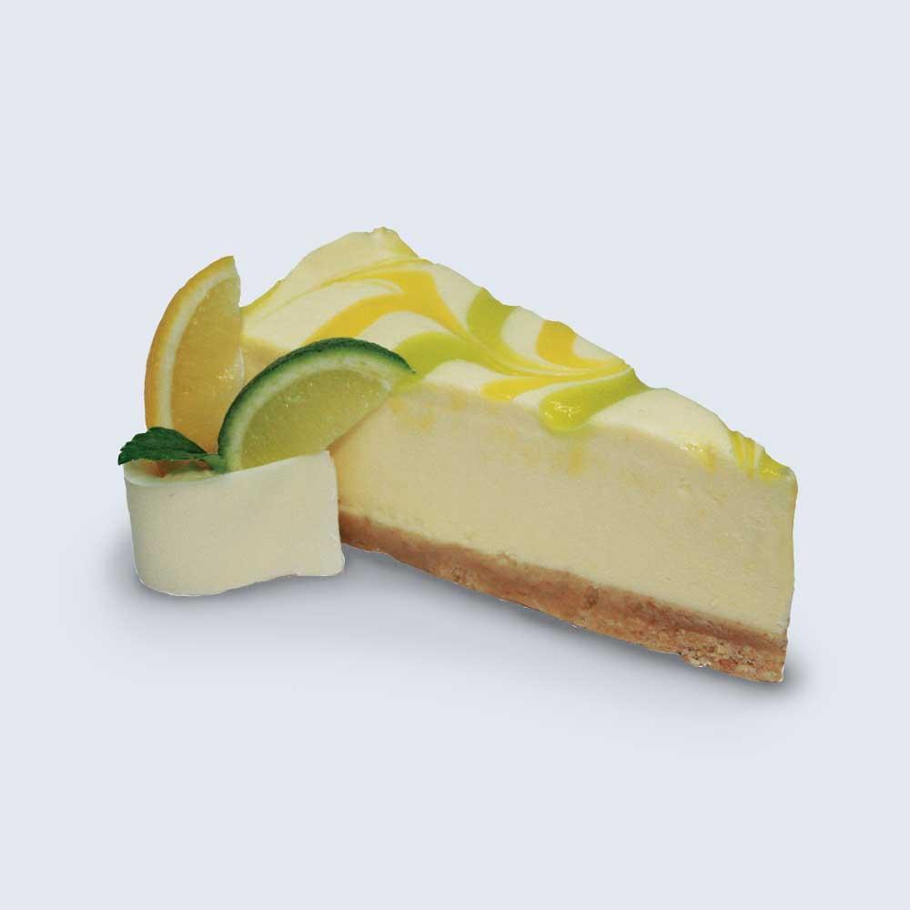 Lemon and Lime Swirl